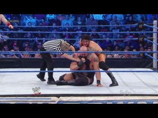 WWE Friday Night SmackDown  �� ������� ����� �� 545TV. ����������� ���� �������