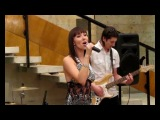 Юлия Буракова и группа Rock'n FLOWER (г. Москва, дом кино)