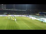 Анжи-ЦСКА 2-1 гол Это'О